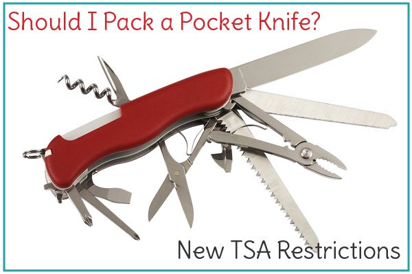 Should I Pack a Pocket Knife?, HerPackingList.com