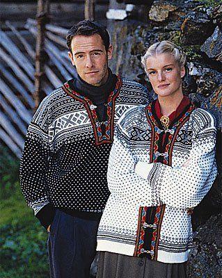 Setesdal Lusekofte Sweater Norway