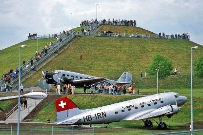Freizeit in München: Besucherpark Flughafen München
