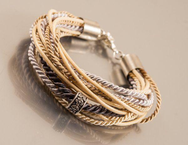 bransoletka Greys (proj. Amatu), do kupienia w DecoBazaar.com, hand made Amatu jewelry