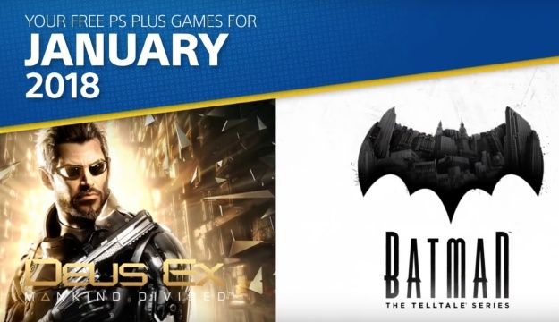 Playstation Reveals the First PS Plus Free Games for 2018 - http://www.entertainmentbuddha.com/playstation-reveals-the-first-ps-plus-free-games-for-2018/