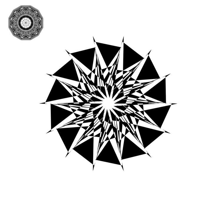 Mandala monogram frame svg monogram frame mandala