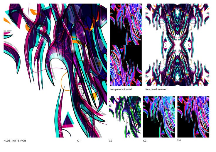 16116 RGB / panel