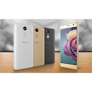 """Kovový rámeček, 5"""" IPS HD displej, čtyř-jádrový procesor, 16 GB interní kapacita, 1 GB RAM, Android 6.0 Marshmallow, DualSIM LTE, akumulátor 2100 mAh, čtečka otisků prstů"""
