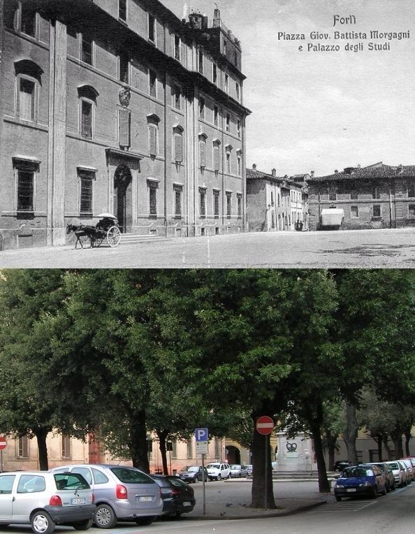 Piazza Morgagni