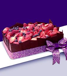 Cadbury Chocolate Celebration Cake » Recipes » Cadbury Kitchen