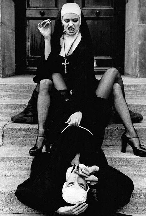 Naughty nuns costume