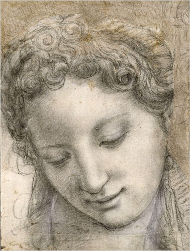❤ - Musée du Louvre, Département des Arts Graphiquea. One of the works featured in The Drawings of Bronzino.