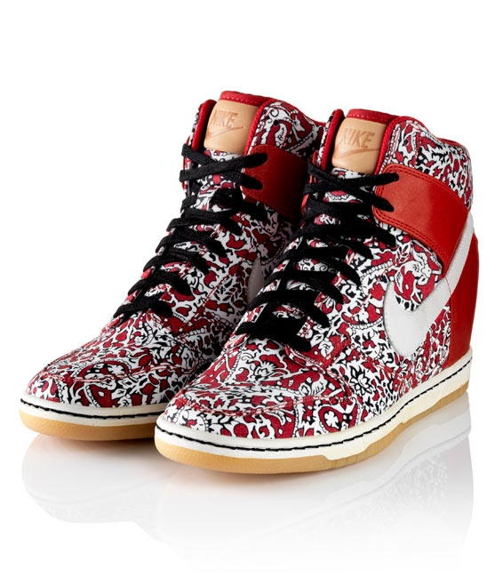 25 best images about nike dunk sky hi shoesoutfits on