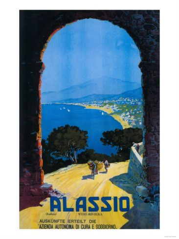 Alassio, Liguria  -- Find articles on #Adventure #Travel , #Outdoor Pursuits, and #Extreme Sports including #Italy at http://adventurebods.com