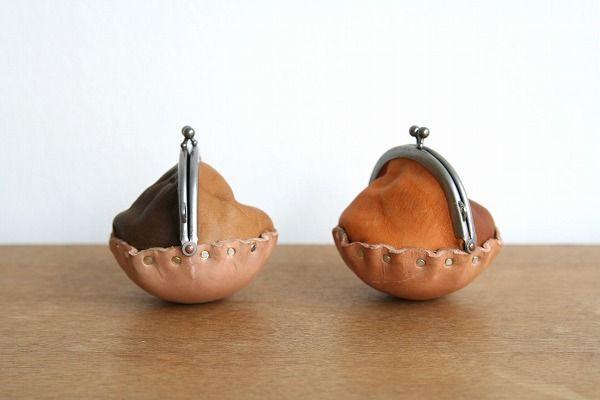 Gamaguchi (coin case) : by Ko Soda for Matilde