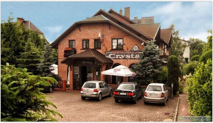 Ośrodek Crystal to sprawdzony obiekt w Polańczyku. Więcej informacji na: http://www.nocowanie.pl/noclegi/polanczyk/pensjonaty/2524/ #nocowaniepl #mountains #travel #accommodation #vacation #Poland