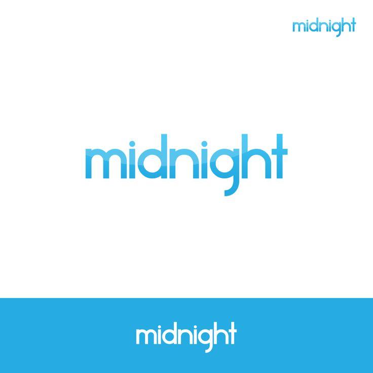 Logo design for Midnight Magazine