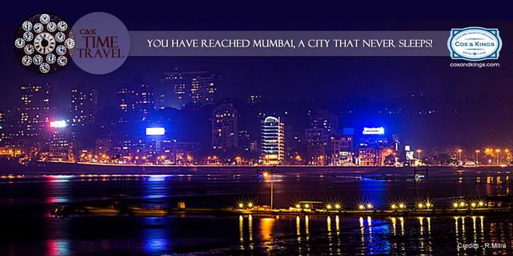 City of lights - New Mumbai