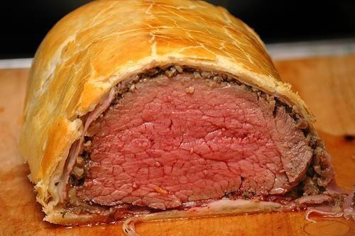 Deliciosa y jugosa receta de Beef Wellington