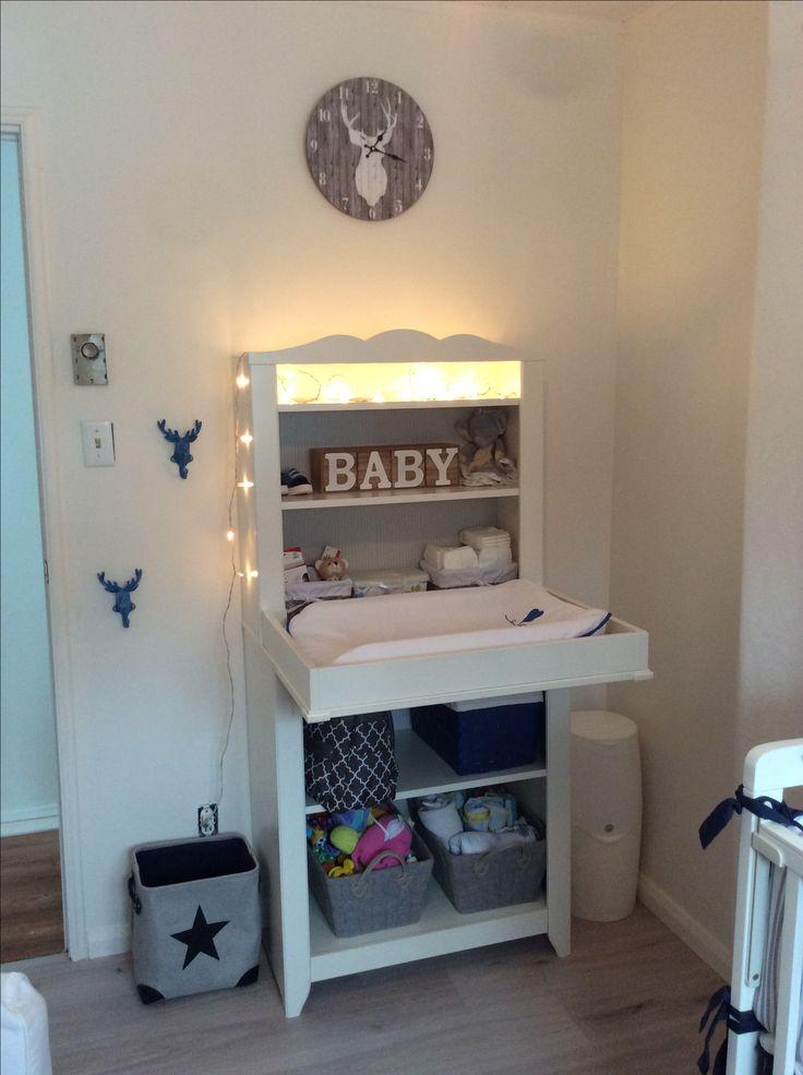 Chambre chalet pour bébé garçon ! #babyroom #chalet