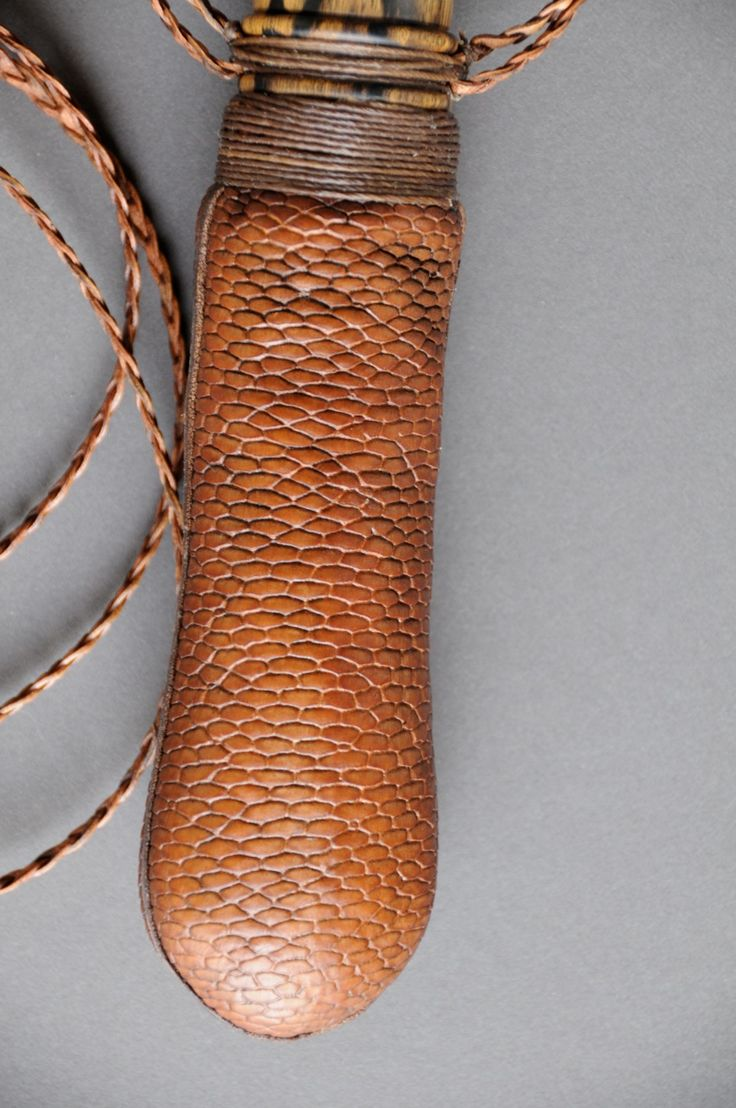 how to build a leather ball
