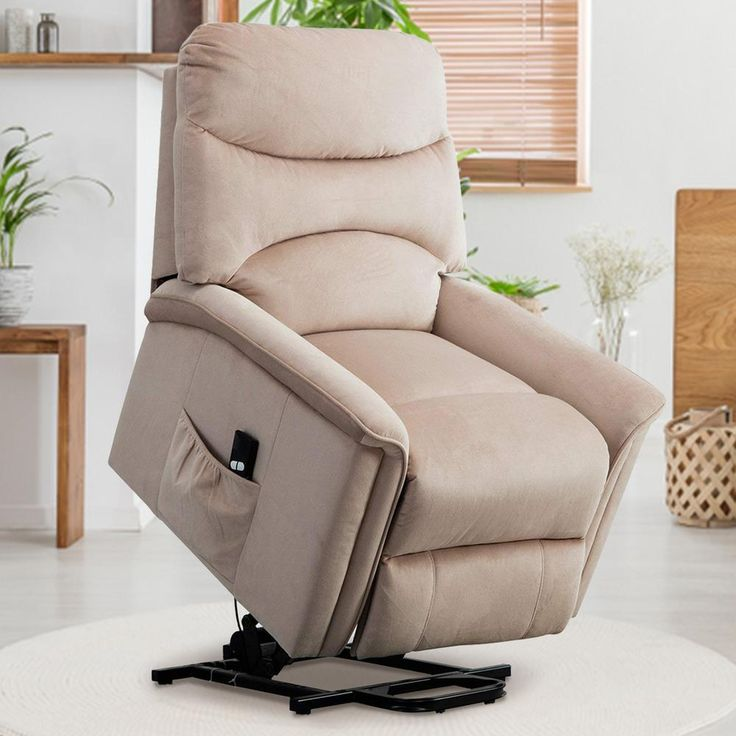 Small Recliner Chairs, Small Recliners, Lift Recliners, Living Room Sofa, Living Room Furniture, Brown Sofa, Reclining Sofa, Bed Styling, Fabric Sofa