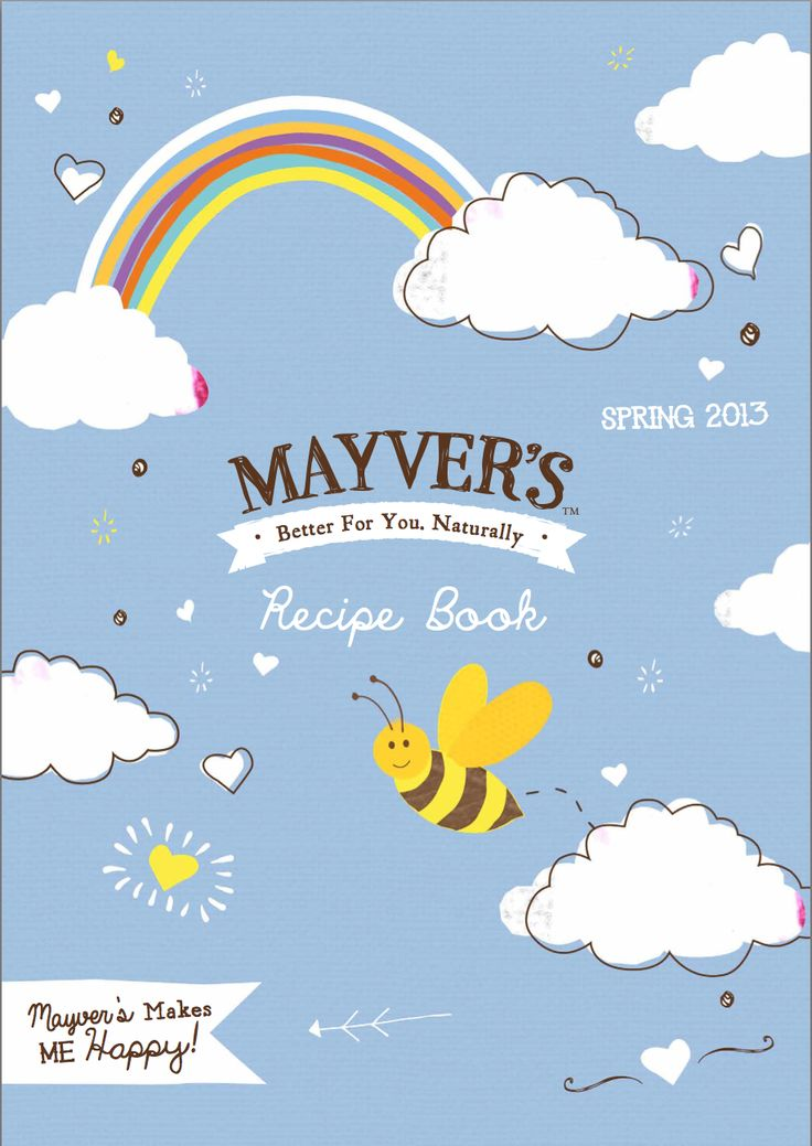 Being a Part of Something Revolutionary - Contributing to Mayver's Spring 2013 Recipe Book