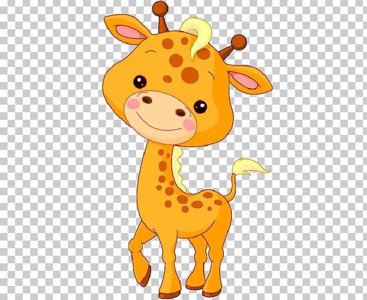 Baby Jungle Animals Northern Giraffe Png Clipart Animal Animal Figure Baby Baby Jungle Animals Cartoo Baby Jungle Animals Jungle Cartoon Northern Giraffe