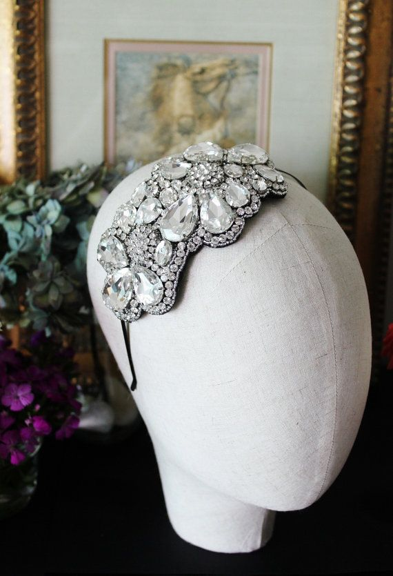 Huda The All Sparkle Headpiece An Art by HouseOfSugarDarlings