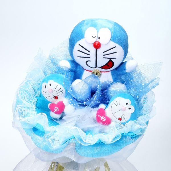 Mini Doraemon Bouquet