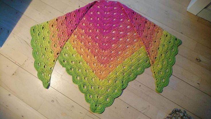 Virus sjal i Lammy Magic Colors ❤️