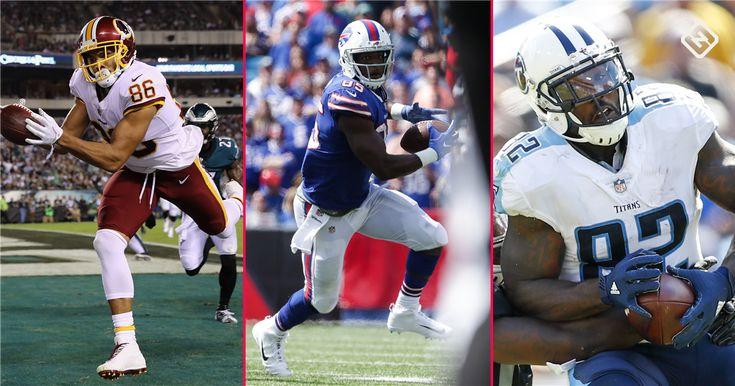 Fantasy Football Injury Updates: Jordan Reed, Charles Clay, Delanie Walker affecting Week 10 rankings