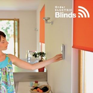 Buy Somfy electric blinds online