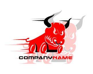 logo bull car Logo design - this logo for automotive company need mascot bull Price $100.00
