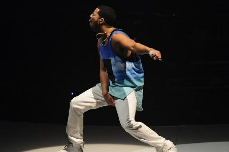 Drake So you want a Tour? Concert. Miami, American Airlines Arena, 2013