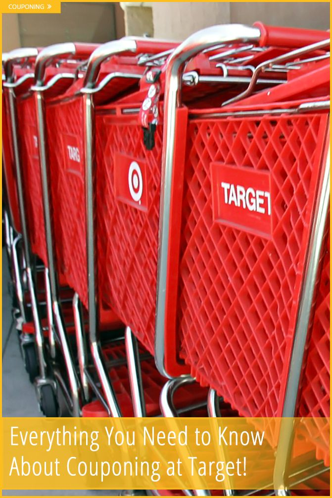 Learn the secrets to saving at Target with these tips!