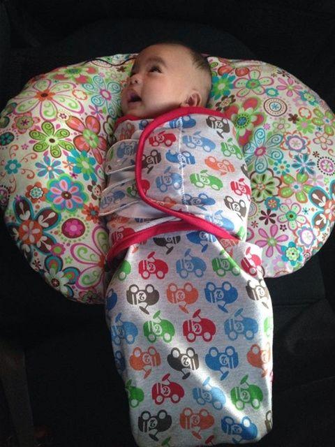 Nursing Pillow - larriesbooo.simplesite.com