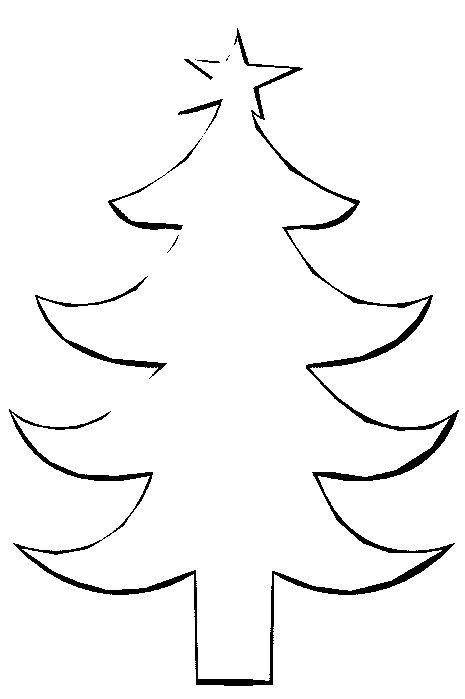Kleurplaat Overtrekken 9 Best Kerstboom Tekening Images On Pinterest Crafts