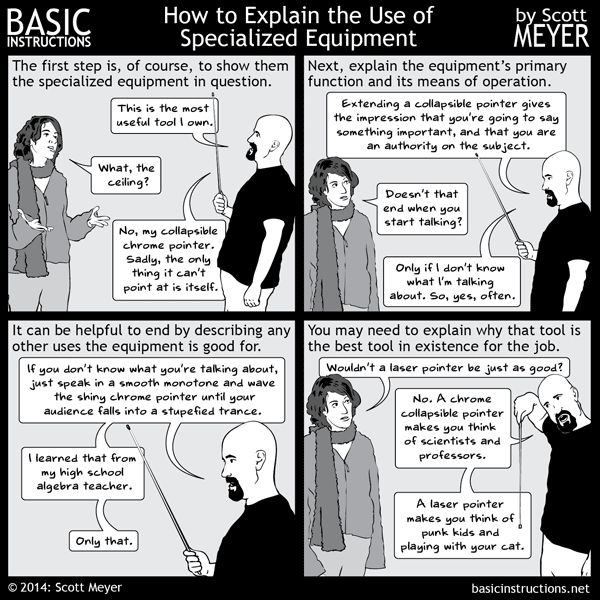 scott meyer basic instructions