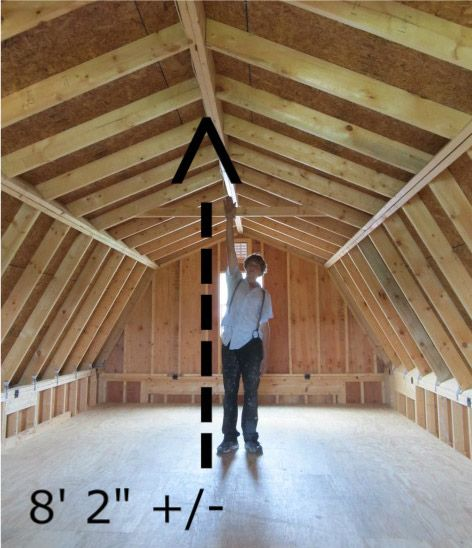 1 1 2 Story Two Car Garage With Loft Storage: 17 Best Images About Two Story Single Car Garage
