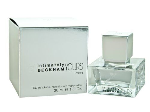 Intimately Beckham By Beckham For Men. Eau De Toilette Spray 1.0 Oz / 30 Ml by Beckham. $10.98. Packaging for this product may vary from that shown in the image above. INTIMATELY BECKHAM by Beckham for MEN EDT SPRAY 1 OZ Launched by the design house of Beckham in 2007, INTIMATELY BECKHAM by Beckham possesses a blend of Sandalwood, Cardamom, Amber, Grapefruit, Nutmeg, Bergamot, Violet, Patchouli, Star Anise
