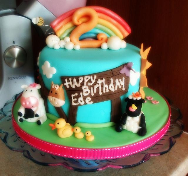 195 Best Images About C Torturi Ferma Farm Cakes On