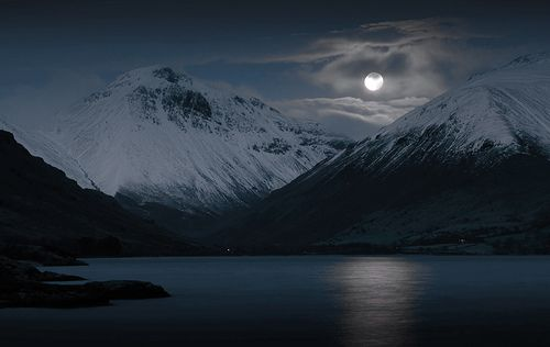 mountainsPhotography Earthscapes, Creations Nature Inspiration, Doctors Syntax, Beautiful, Lakes, Full Moon, Dreams Trips, Dreams Destinations, Moon Night