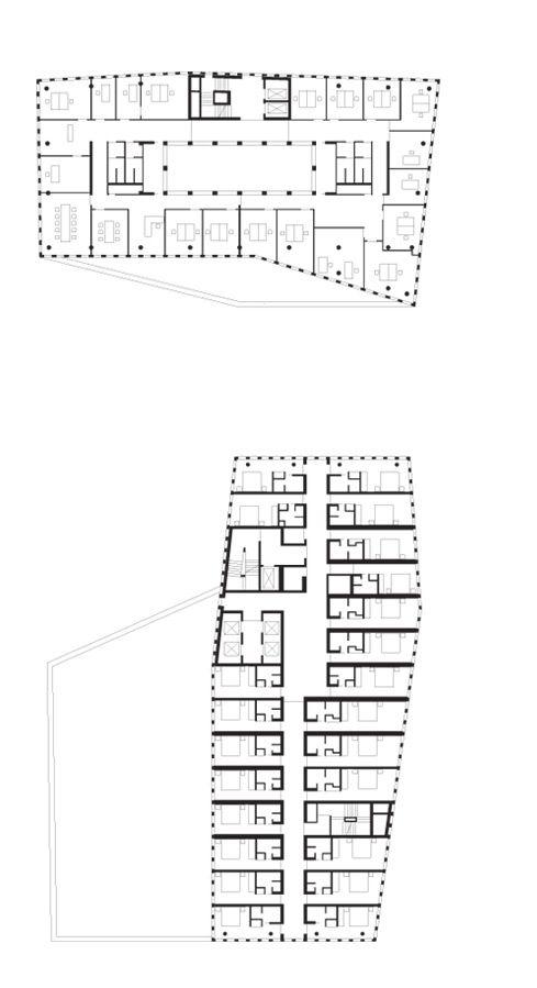 David Chipperfield Architects – Empire Riverside Hotel