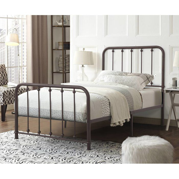 Augustine Standard Bed With Images Bed Standard Bed Frame Twin Size Bedding