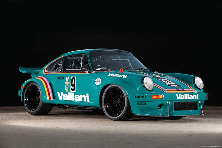 BINGO SPORTS WORLD | 1986 Porsche 911 Carerra 934 RSR version