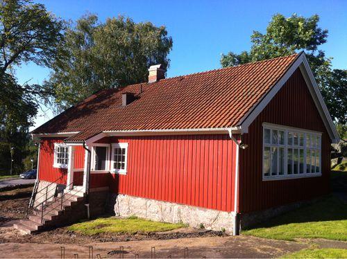 #swedish #house #villa #architecture #culture #landscape #Sweden