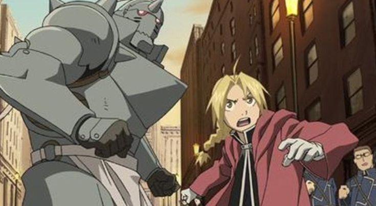 anime like demonslayer fullmetalalchemist Anime