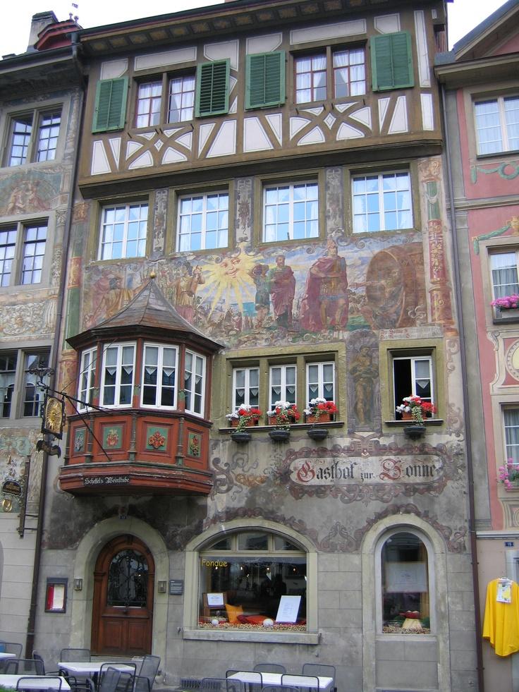 """Stein am Rhein """"Gasthof zur Sonne"""""""