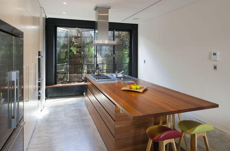 Upside-Down Back-To-Front House - carterwilliamson architects | Award Winning Sydney Architect