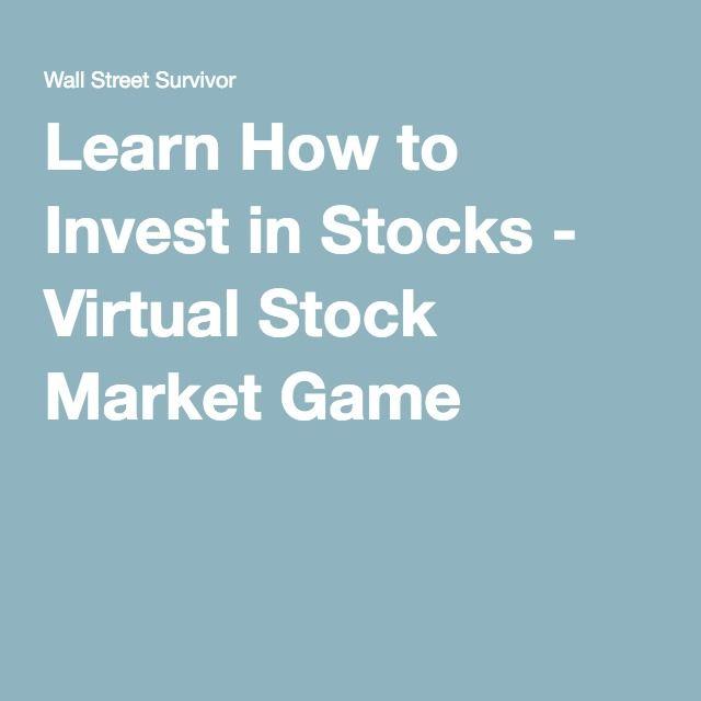 Best 25+ Virtual stock market ideas on Pinterest | Insta ...