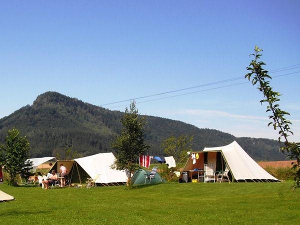 """In Tsjechië """"Camping Bozanov"""""""