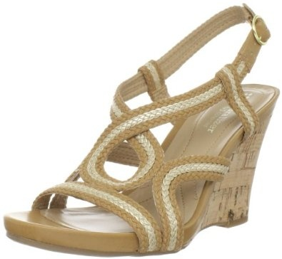 You're want to buy Naturalizer Women's Beanna Wedge Sandal ?Yes ..! you comes at the right place. You can get special discount for Naturalizer Women's Beanna Wedge Sandal. You can choose to buy a product and Naturalizer Women's Beanna Wedge Sandal at the Best Price Online with Secure Transaction Here...Customer Rating: List Price: $89.00Price: $64.02 - $88.95 FREE Super Saver Shipping