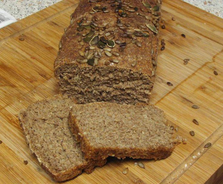 Recept Šrotový chléb od farmarka47 - Recept z kategorie Chléb a rohlíky